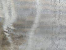 abstrakt texturmodell på hårt stål med färg Arkivfoto