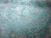abstrakt texturmodell på hårt stål med färg av ridit ut s Royaltyfria Bilder