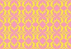 Abstrakt texturprydnadtapet Royaltyfri Foto