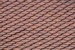Abstrakt thailändska gammala utformar taklägger mönstrar Royaltyfri Fotografi