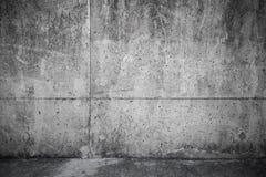 Abstrakt tom inre bakgrund för mörker Royaltyfria Bilder