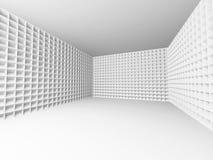 abstrakt tom interior Modern arkitekturdesignbakgrund Royaltyfria Foton