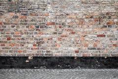 Abstrakt tom stads- inre bakgrund Fotografering för Bildbyråer