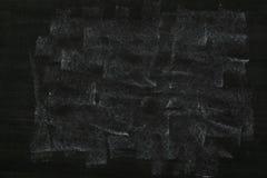 Abstrakt tom svart tavla för svart bakgrundstexturbegrepp a Royaltyfri Foto
