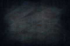 Abstrakt tom svart tavla för det gamla svart tavlatexturbegreppet för text eller teckning eller utbildningsbegrepp Royaltyfri Foto