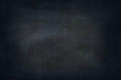 Abstrakt tom svart tavla för det gamla svart tavlatexturbegreppet för Arkivbilder