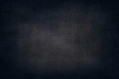 Abstrakt tom svart tavla för gammal svart tavla Arkivfoto