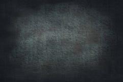 Abstrakt tom svart tavla för gammal svart tavlatextur Arkivbild