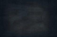 Abstrakt tom svart tavla för svart bakgrund Royaltyfria Foton