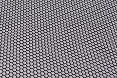 Abstrakt torkduk för bakgrundssvartingrepp med små celler, textur, bakgrund, modell Arkivfoton
