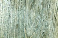 Abstrakt träbrädetextur med skrapor Arkivbilder