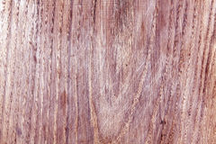 Abstrakt träbrädetextur med skrapor Fotografering för Bildbyråer