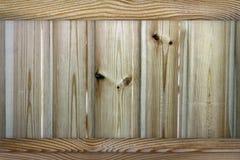 Abstrakt träplankamodell Arkivfoton