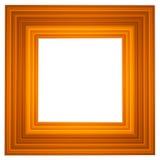 abstrakt träramillustration Arkivbilder
