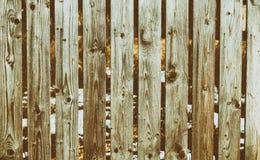 Abstrakt trätextur för staketbakgrundsdetalj Arkivfoto