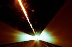 Abstrakt trafikljus Arkivbild