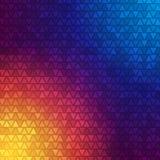 Abstrakt triangelbakgrund för vektor Royaltyfri Fotografi