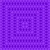 Abstrakt triangellilabakgrund Arkivbilder