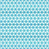 Abstrakt triangelmodellbakgrund Royaltyfri Foto