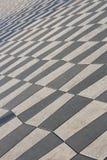 Abstrakt trottoar Royaltyfri Fotografi