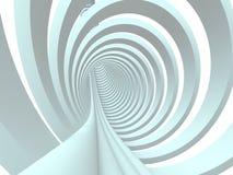 abstrakt tunnel för bakgrund 3d Fotografering för Bildbyråer