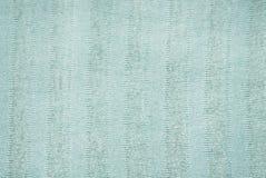 Abstrakt turkos färgad stucken ullbakgrund Royaltyfri Fotografi