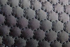 Abstrakt tyg texturerar Arkivfoto