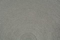 Abstrakt tygbakgrund med halvcirkelformiga cirklar Royaltyfri Bild
