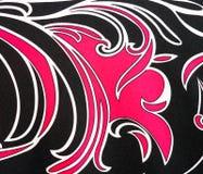 Abstrakt tygmodell Royaltyfria Bilder