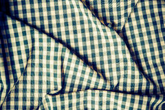 Abstrakt tygtextil, scott modellbakgrund Royaltyfri Fotografi