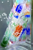 Abstrakt undervattens- sammansättning Arkivfoton