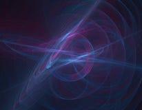 abstrakt universum Arkivbilder