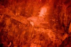 Abstrakt uszkadzał starego grunge scarry tło, tekstura; use dla Halloweenowego plakata zdjęcia stock