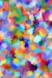 abstrakt utformad bakgrundsmålning Royaltyfri Fotografi