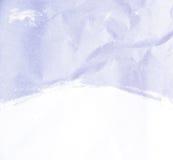 Abstrakt utrymme av tomt ljus - vit naturlig ren för blått papper bakgrund för grå färger och Royaltyfri Fotografi