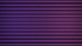 Abstrakt vägg av den organiska vägen för nivåinflyttning Rörelsen kretsas perfekt Abstrakt konstruktion som göras med kuber Royaltyfria Bilder