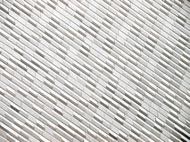 Abstrakt vägg för vit Arkivfoto