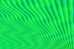 Abstrakt vågbakgrund med naturliga linjer Royaltyfri Fotografi