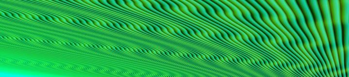 Abstrakt vågbakgrund med naturliga linjer Arkivbild