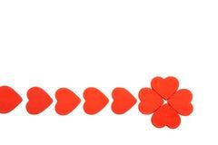abstrakt valentin 4 Royaltyfri Bild