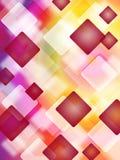 Abstrakt varm bakgrund Arkivbild