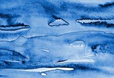 abstrakt vattenfärg för textur för bakgrundspapper Royaltyfri Fotografi