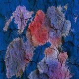 Abstrakt vattenfärg texturerad bakgrund Trätexturerat, sjaskigt Fotografering för Bildbyråer