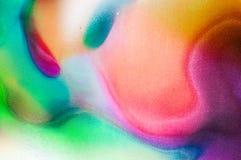Abstrakt vattenfärgbakgrund Royaltyfri Fotografi