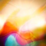 Abstrakt vattenfärgbakgrund Royaltyfria Foton