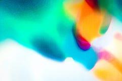 Abstrakt vattenfärgbakgrund Arkivfoton
