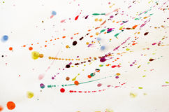 Abstrakt vattenfärgbakgrund Royaltyfria Bilder