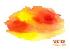 Abstrakt vattenfärgbakgrund för din design royaltyfri illustrationer
