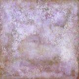 Abstrakt vattenfärglilatextur mörk paper vattenfärgyellow för forntida bakgrund Arkivbild