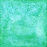 Abstrakt vattenfärgturkostextur mörk paper vattenfärgyellow för forntida bakgrund Royaltyfri Foto